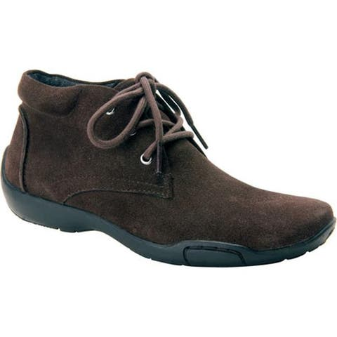 Ros Hommerson Women's Carly Brown Suede