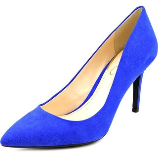 Jessica Simpson Lory Women Pointed Toe Suede Heels