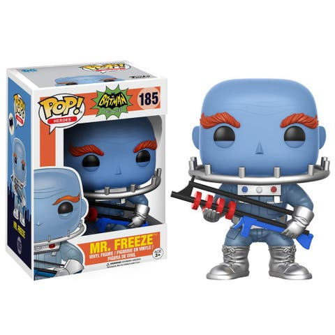 Funko POP DC Heroes - Mr. Freeze - Multi