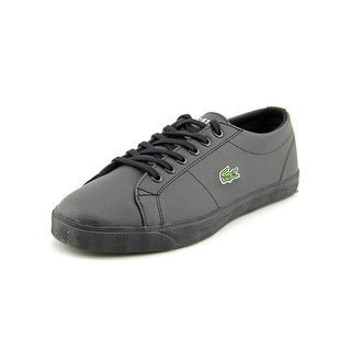 Lacoste Marcel LCR SPJ SYN Round Toe Leather Sneakers