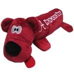 Collegiate Alabama Crimson Tide Pet Tube Toy