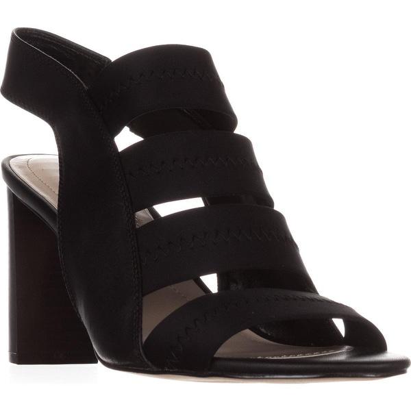 A35 Rennatah Sling-Back Dress Sandals, Black - 9 us