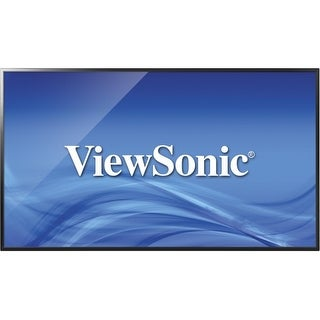 """Viewsonic Cde4803 48"""" Full Hd Led-Backlit Commercial Display"""