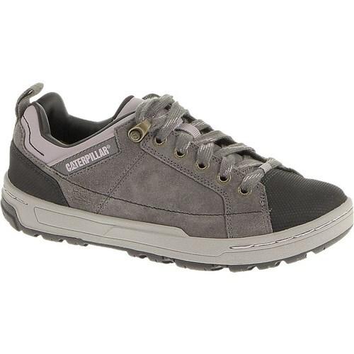 CAT Footwear Brode Steel Toe - Dark Grey 9.0(M) Work Shoe