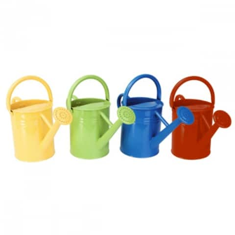 Panacea 84830 Traditional Steel Watering Can, 1-Gallon, Assorted Color