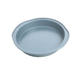 """Fox Run 4470 Non Stick Round Cake Pan, 9"""""""
