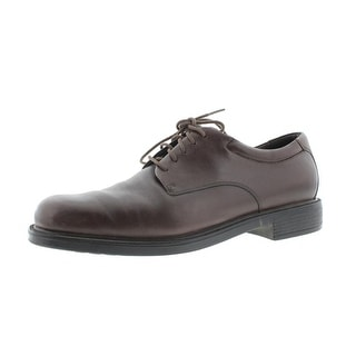Rockport Mens Margin Oxfords Leather Lace Up - 13 narrow (c)