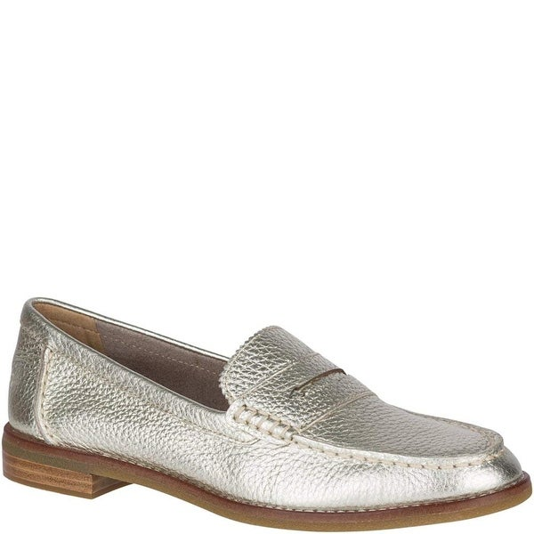 6e4b0587929 Shop Sperry Top-Sider Women s Seaport Penny Loafer - 7.5 - Free ...