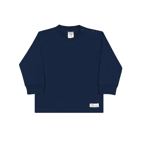 Baby Boy Shirt Winter Classic Long Sleeve Tee Newborn Pulla Bulla 6-9 Months