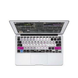 "KB Covers Traktor Pro Version 2 / Kontrol S2/S4 Keyboard Cover for MacBook Air 11"" (TRAK2S4-M11-CC-2)"