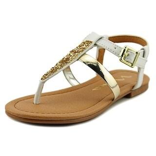 Nina Kids Marcey Open Toe Synthetic Sandals