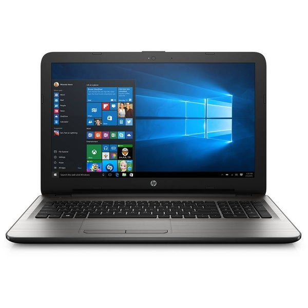 "Refurbished - HP 15-BA053NR 15.6"" Laptop AMD A10-9600P 2.4GHz 8GB 1TB Windows 10"