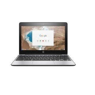 Link to HP Chromebook 11 G5 X9U02UT#ABA 11.6-in Refurb Laptop - Intel Celeron 1.60 GHz 4GB 16GB SSD Chrome OS - Bluetooth, Webcam Similar Items in Laptops & Accessories