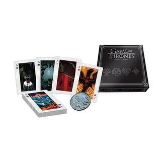 Game of Thrones Premium Dealer Set Playing Cards
