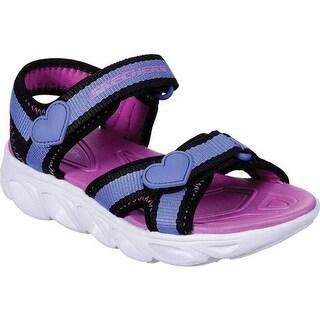 Shop Roxy Tw Glitz Shimmer Baby Girls Thong Sandals