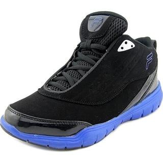 Fila Flexnet Round Toe Leather Basketball Shoe