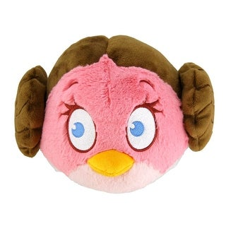"Angry Birds Star Wars 12"" Bird - Leia"