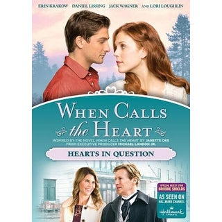 When Calls the Heart: Hearts in Question - DVD