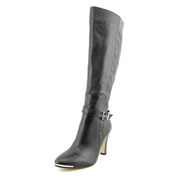 Marc Fisher Womens Ibis Closed Toe Knee High Fashion Boots