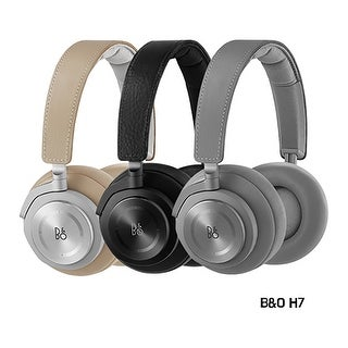 B&O PLAY by Bang & Olufsen Beoplay H7 Wireless Over-Ear Headphones