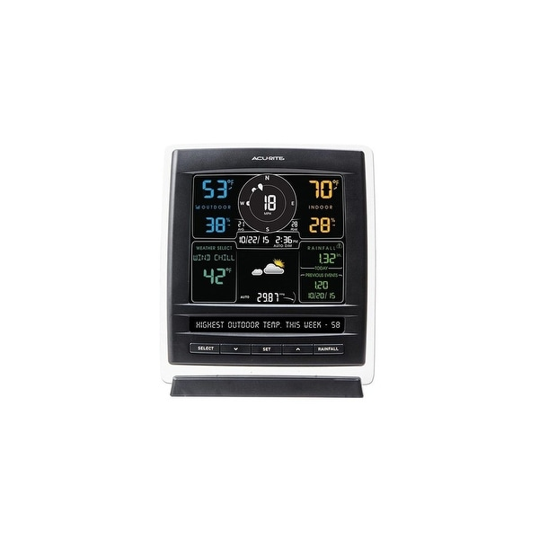 AcuRite Pro 5-in-1 Color Weather Station 5-in-1 Weather Station