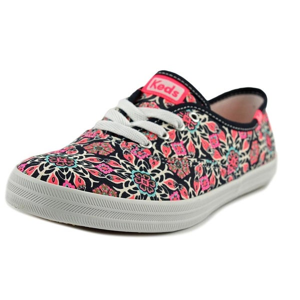 Keds CH BR VICKA Women W Round Toe Canvas Multi Color Sneakers