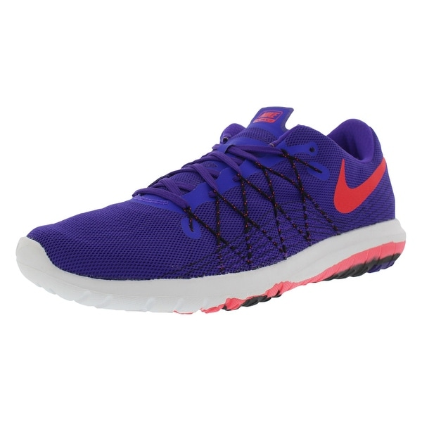 d139eb8f091d2 Shop Nike Flex Fury 2 Running Women s Shoes - 8 B(M) US - Free ...