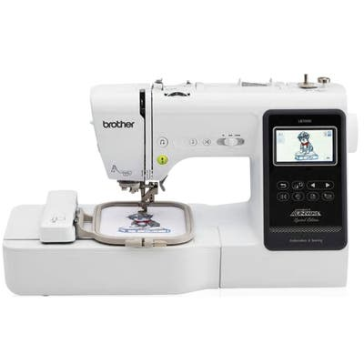 Brother LB7000 Computerized Sewing and Embroidery Machine
