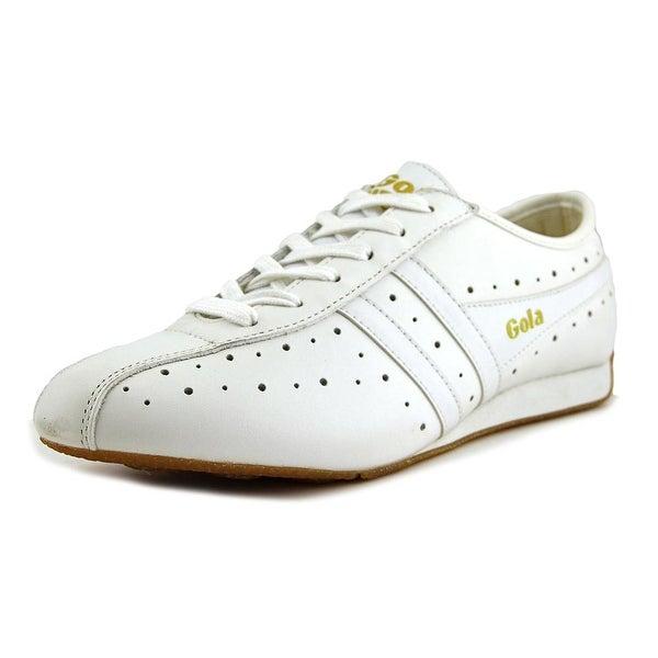 Gola Racer Men White/White Sneakers Shoes