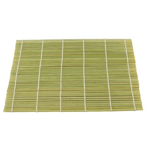 "Helen Chen Asian Kitchen 97106 Bamboo Sushi Mat, 9-1/2"" X 8"""