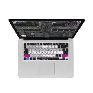 KB Covers Traktor Pro Version 2 / Kontrol S2/S4 Keyboard Cover for MacBook/Air 13/Pro (2008+)/Retina & Wireless