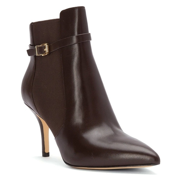 Michael Michael Kors NEW Brown Women Shoes Size 9M Woods Leather Boot