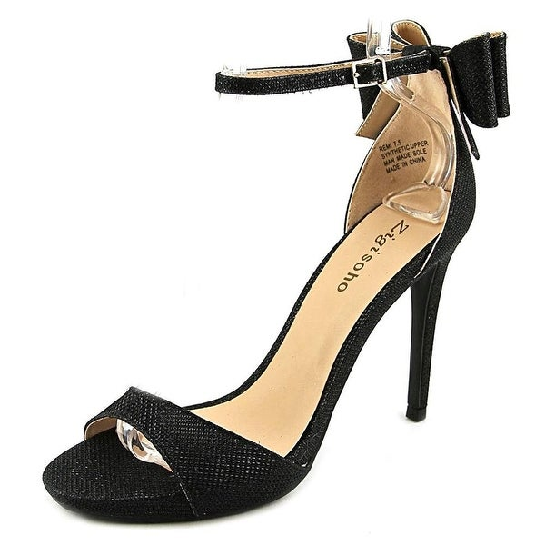 ZIGI SOHO Womens Remi Open Toe Special Occasion Ankle Strap Sandals - 5