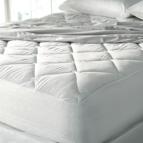 Eddie Bauer 400TC Egyptian Cotton Hypoallergenic Mattress Pad