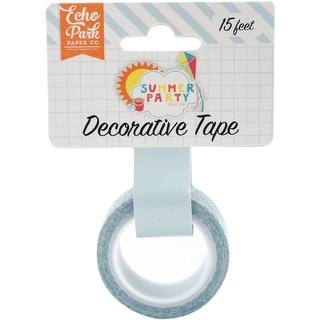 Summer Party Decorative Tape-Summer Words
