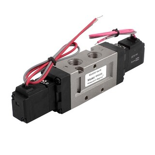 DC 12V 2 Position 5 Way 4 Wires Pneumatic Solenoid Valve VF5220-6GB