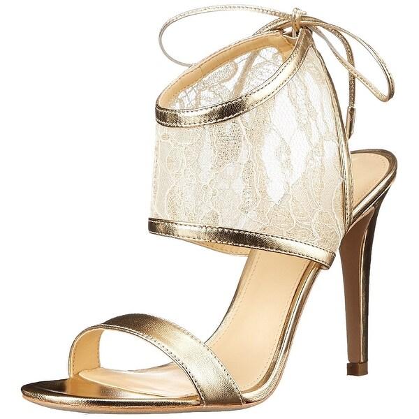 Ivanka Trump Womens DAZA Open Toe Bridal Strappy Sandals