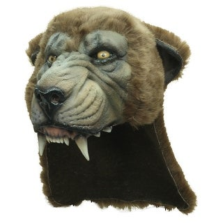 Cougar Halloween Helmet