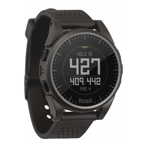 Bushnell Excel Golf GPS Preloaded Watch (Charcoal) (Refurbished)