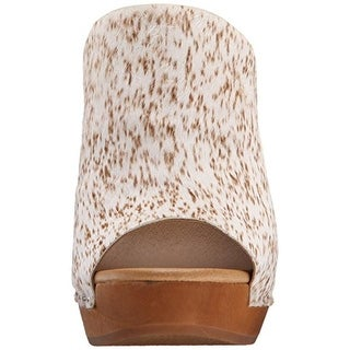 Dolce Vita Womens Connee Wedges Mules