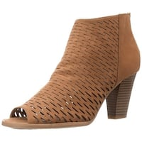 CL by Chinese Laundry Women's Reagan Peep Toe Bootie