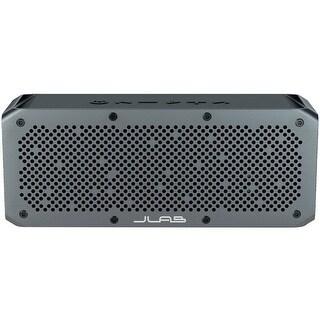 JLab Audio Crasher XL Splashproof Bluetooth Speaker - Gunmetal