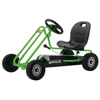 Link to Traxx Race Green Lightning Pedal Go-kart Similar Items in Bicycles, Ride-On Toys & Scooters