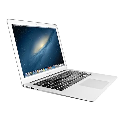 "Apple MacBook Air 13"" MD760LL/A (4GB RAM, 128GB SSD) Laptop - Silver - Acceptable"
