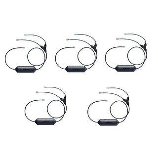 Jabra 14201-33 Electronic Hook Switch f// Avaya Phones 5-Pack