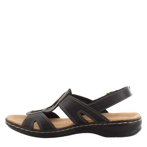 cc30ead7972 Buy Black Clarks Women s Sandals Online at Overstock