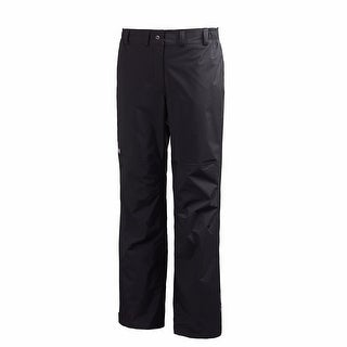 Helly Hansen Womens Packable Pant Black