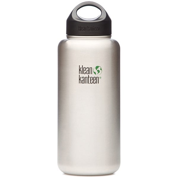 7515a87b98 Shop Klean Kanteen Wide 40 oz. Bottle with Stainless Loop Cap - Free  Shipping On Orders Over $45 - Overstock - 16078140