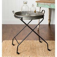 Nonnie's Round Tray with Stand