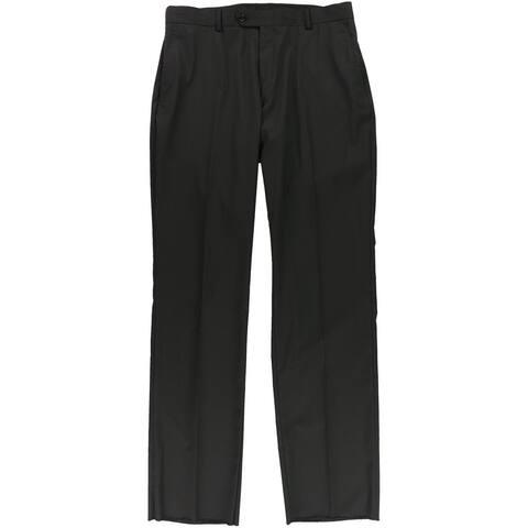 Jones New York Mens Tonal Stripe Dress Pants Slacks